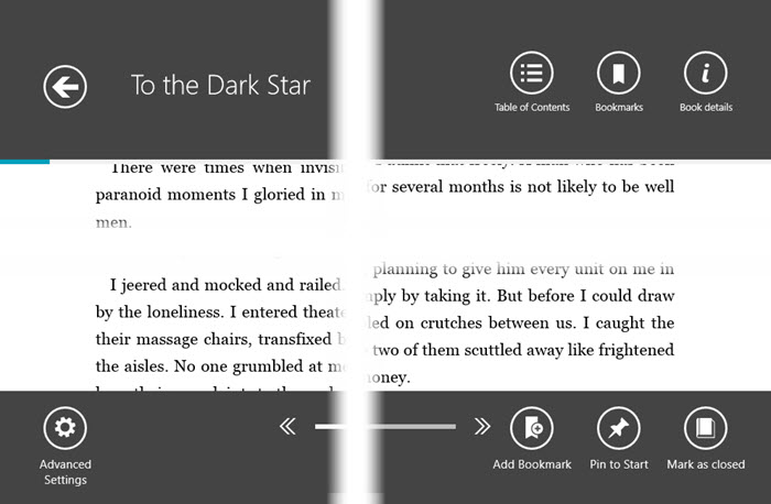 kobo app windows 8