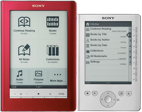 sonyreaders