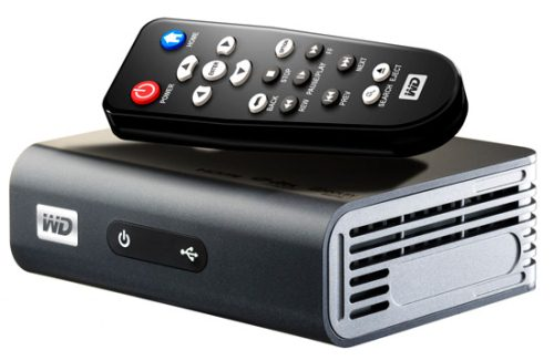 Western Digital TV Live HD Media Player - Vakblog