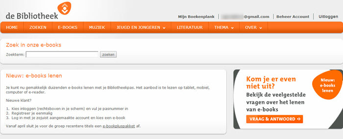 ebooks bibliotheken