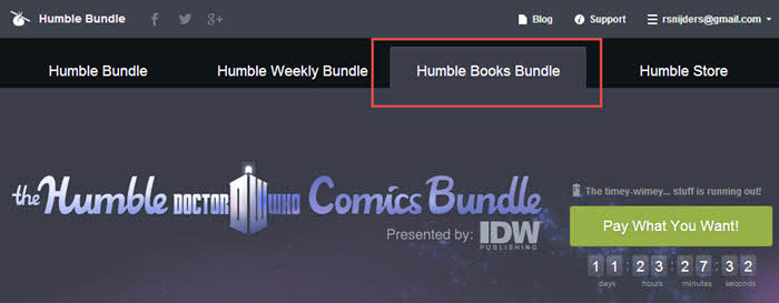 humble books bundle
