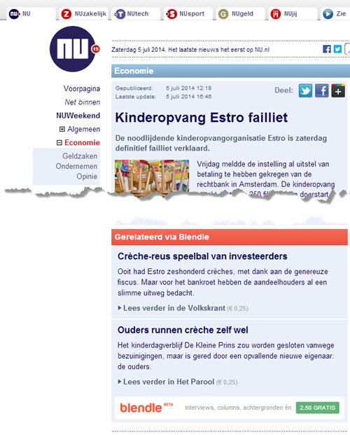 nu.nl blendle