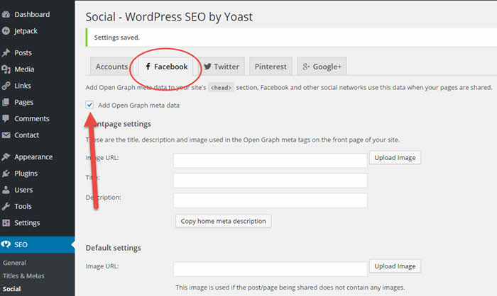 facebook authorship yoast social