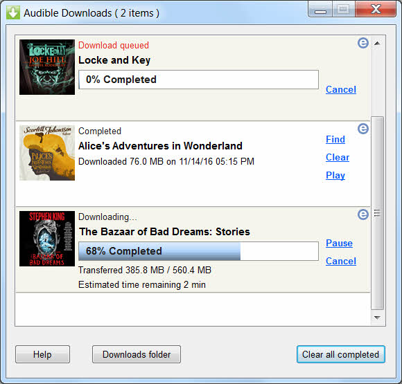 audible downloadmanager