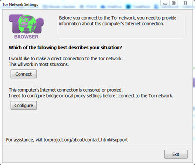 tor connect
