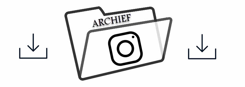 instagram archief header