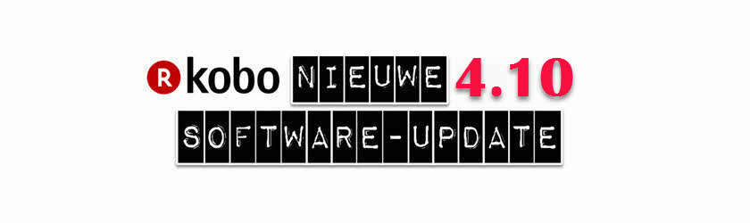 kobo software-update 4.10