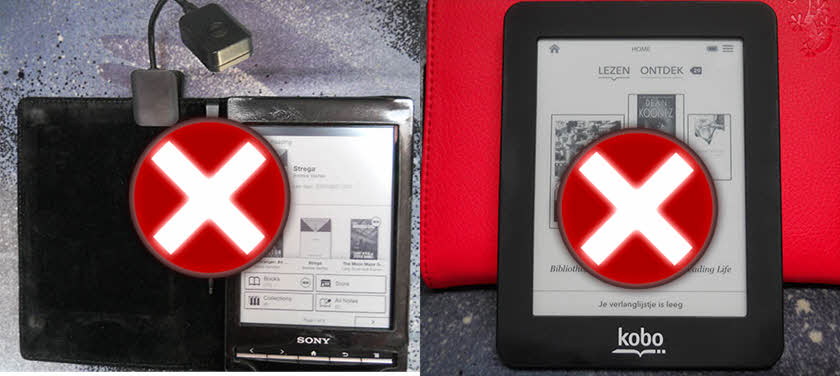kobo mini sony prs