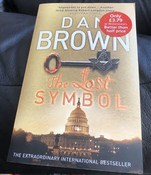 lost symbol dan brown minibieb