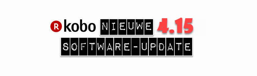 software-update 4.15 Kobo